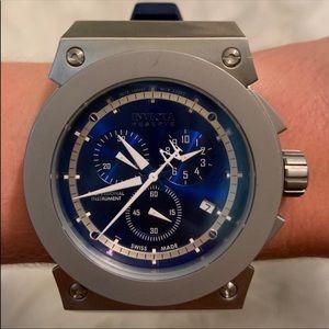 Invicta Akula Reserve Cronograph Swiss Watch